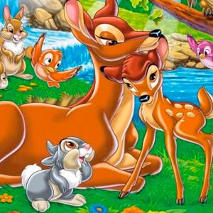 Bambi Cuento Disney