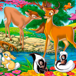 bambi cuento