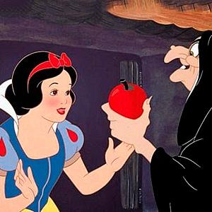 blancanieves y la manzana envenenada