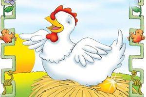 gallina huevos de oro