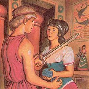 mitologia griega minotauro y su laberinto